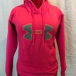 Pink storm hoodie